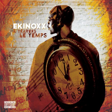 "L'album ""À Travers Le Temps"" De Ekinoxx Disponible le 19 Mai 2017"